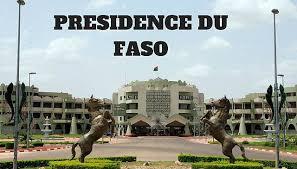 Presidence du Faso